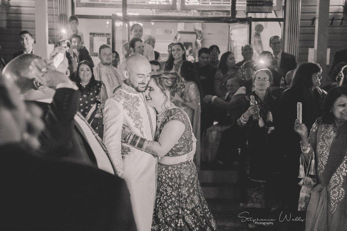Kaushik 161 3 Snohomish Fusion Indian Wedding With Megan and Mo