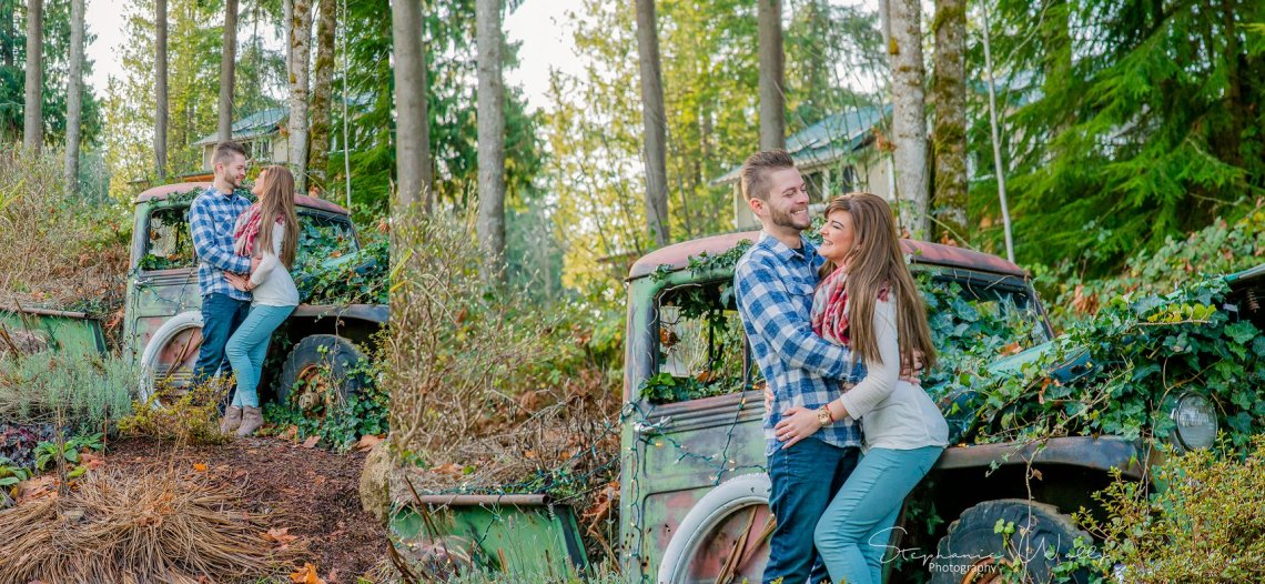 Miller Engagement 035 Making our own Tribe | The  Lookout Lodge Engagement Session | Snohomish WA Wedding Photographer