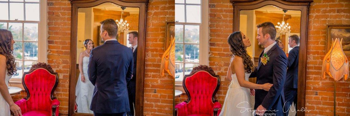 1st look Bridals 013 KK & Zack | Hollywood Schoolhouse Wedding | Woodinville, Wa Wedding Photographer