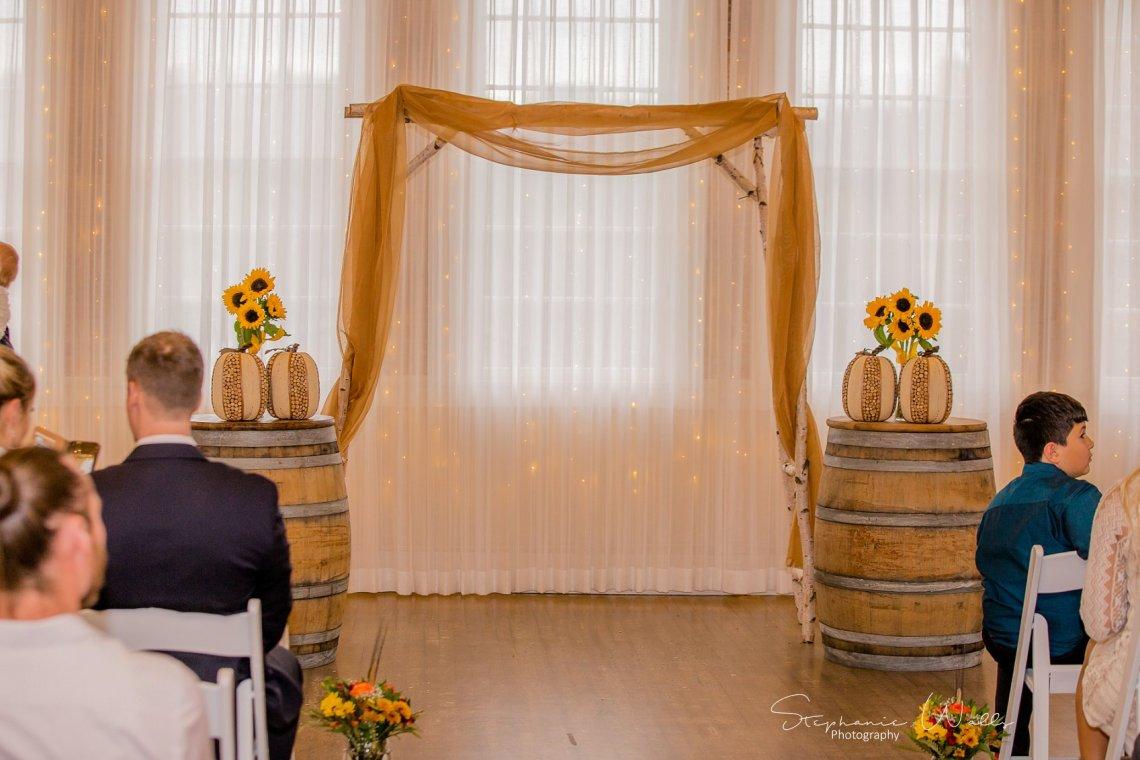 Ceremony 001 KK & Zack | Hollywood Schoolhouse Wedding | Woodinville, Wa Wedding Photographer