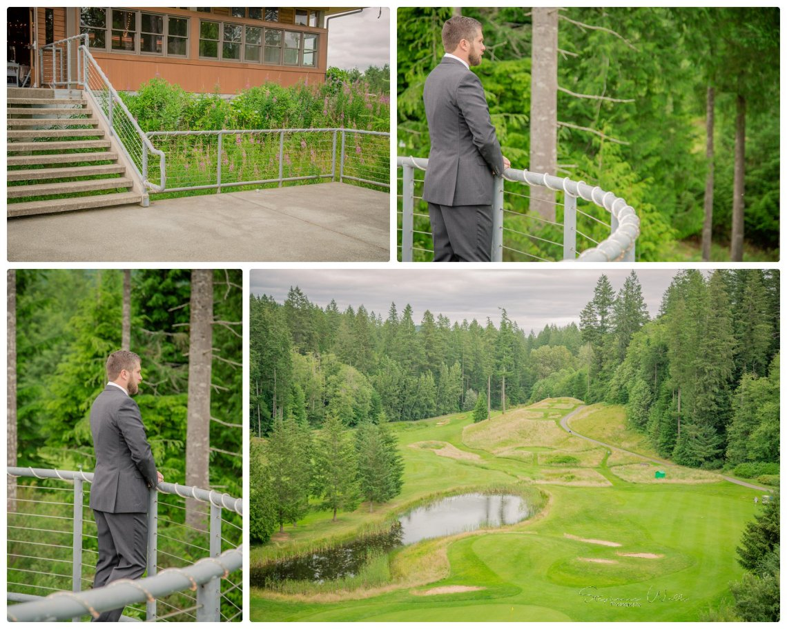 1st look Bridals 001 GOLD MOUNTAIN GOLF CLUB WEDDING | SNOHOMISH WEDDING PHOTOGRAPHER