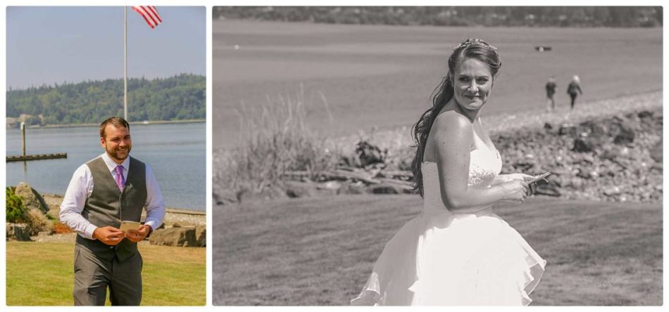 1st Look Bridals 044 950x444 Skys the Limit | Kitsap Memorial State Park | Kitsap Wedding Photographer