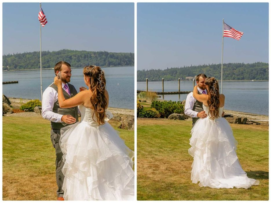 1st Look Bridals 052 936x700 Skys the Limit | Kitsap Memorial State Park | Kitsap Wedding Photographer