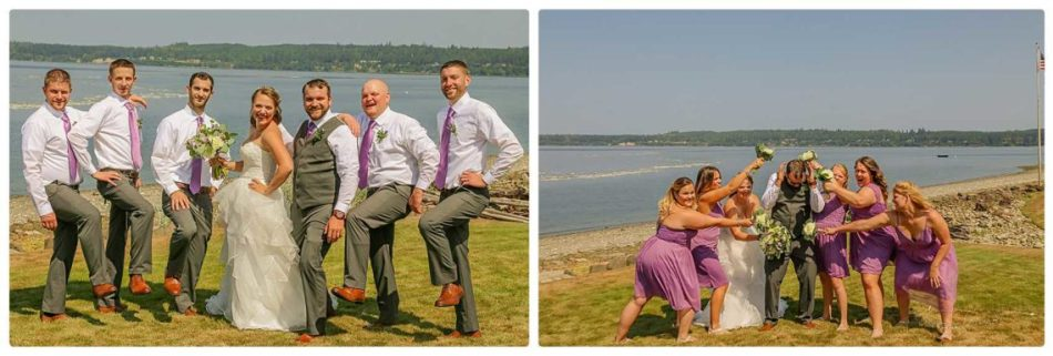 Wedding Party 139 950x321 Skys the Limit | Kitsap Memorial State Park | Kitsap Wedding Photographer