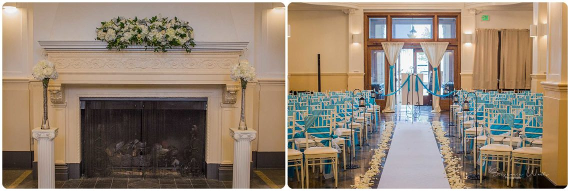 Details 024 Black & Teal | Monte Cristo Ballroom Wedding | Everett Wedding Photographer