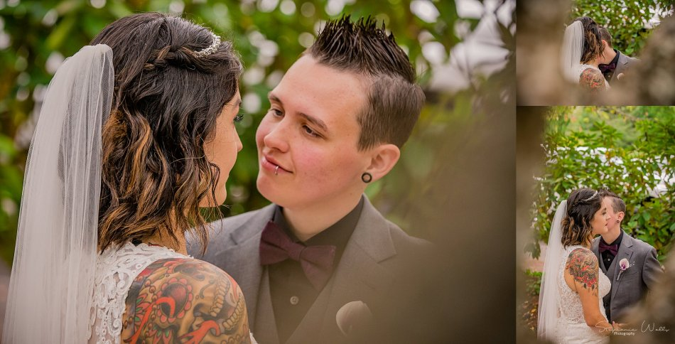 Stephanie Walls Photography 0219 950x484 Wayside United Church of Christ Wedding of Melissa and Melba
