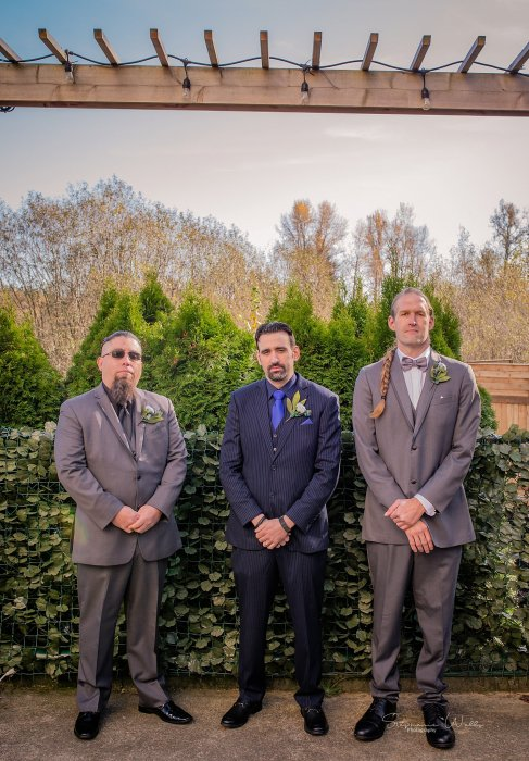 Stephanie Walls Photography 0369 487x700 Solstice Barn at Holly Farms Elopement of Ashley and Jordan