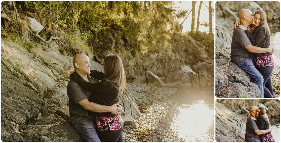 Stephanie Walls Photography 1127 950x483 Washington Park Anacortes Engagement with Richie and Kelsey