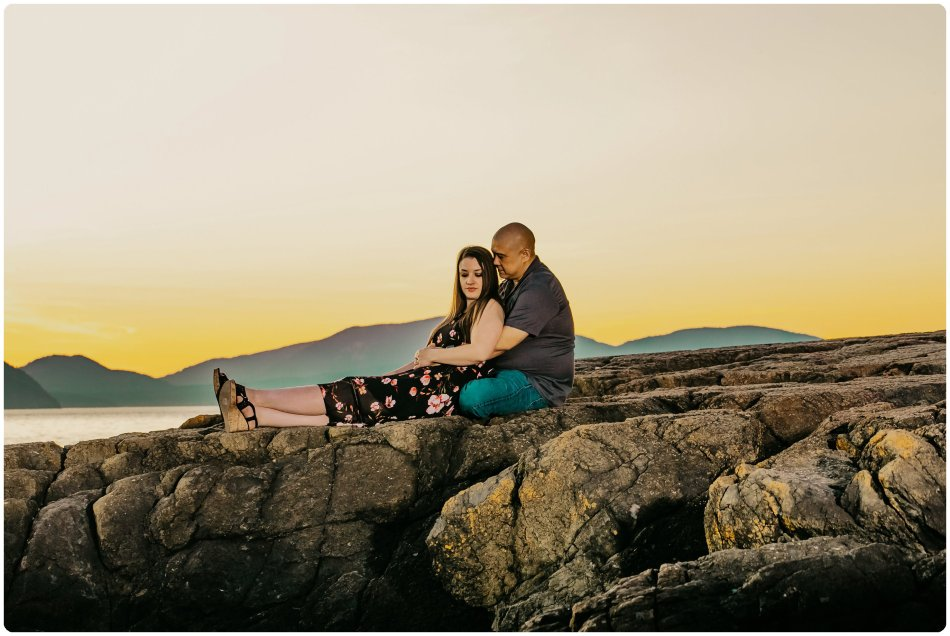 Stephanie Walls Photography 1148 950x636 Washington Park Anacortes Engagement with Richie and Kelsey