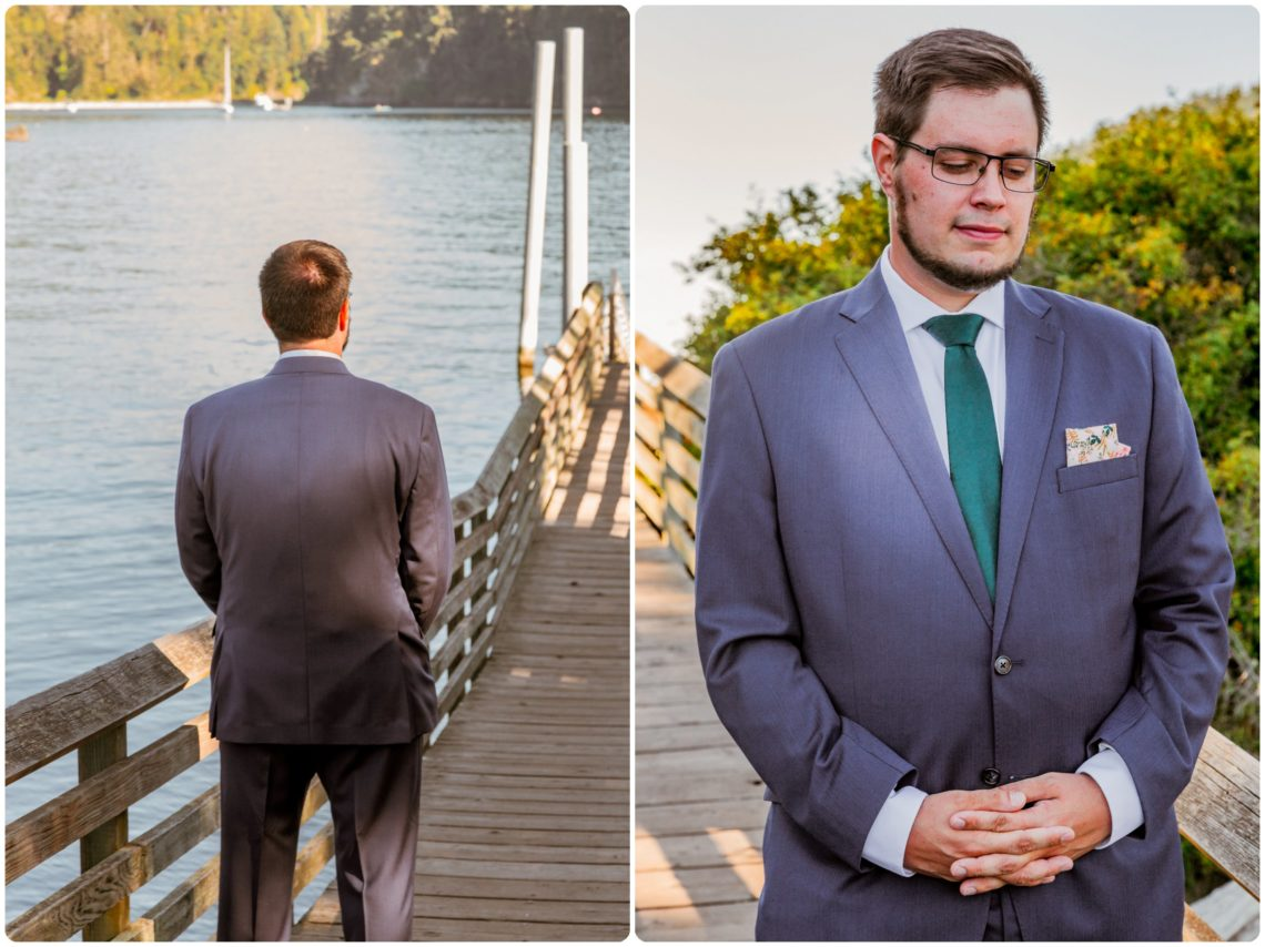 Stephanie Walls Photography 1165 scaled Summer Deception Pass Elopement at Rosario Beach | Jacinda & Trevor