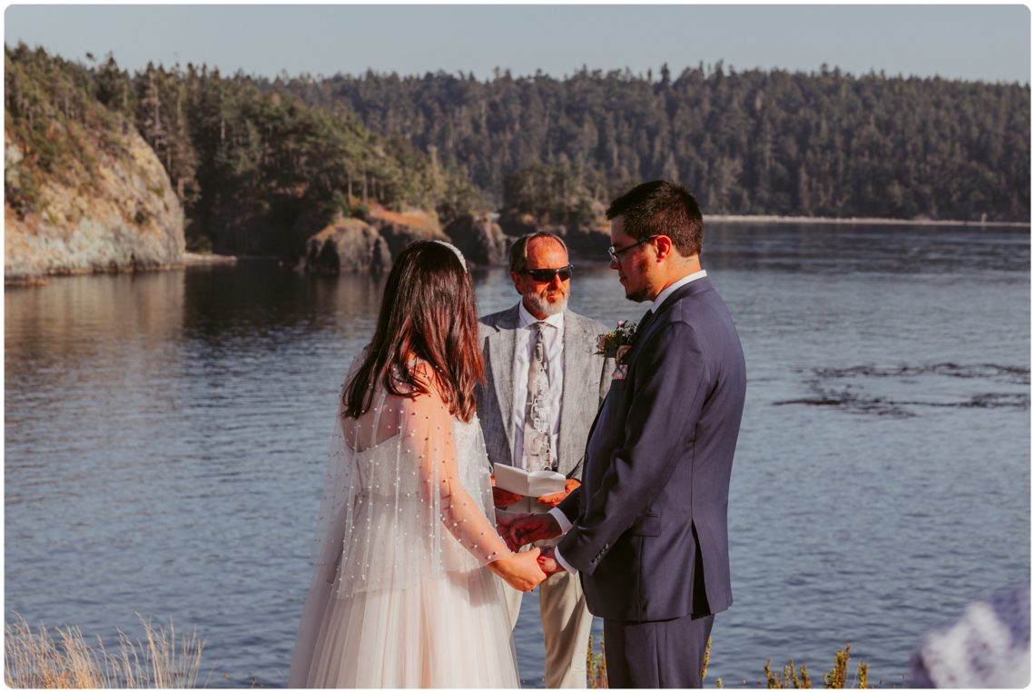 Stephanie Walls Photography 1204 scaled Summer Deception Pass Elopement at Rosario Beach | Jacinda & Trevor
