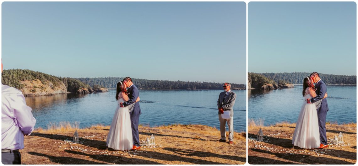 Stephanie Walls Photography 1209 scaled Summer Deception Pass Elopement at Rosario Beach | Jacinda & Trevor