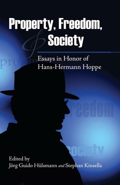 Hoppe Festschrift cover