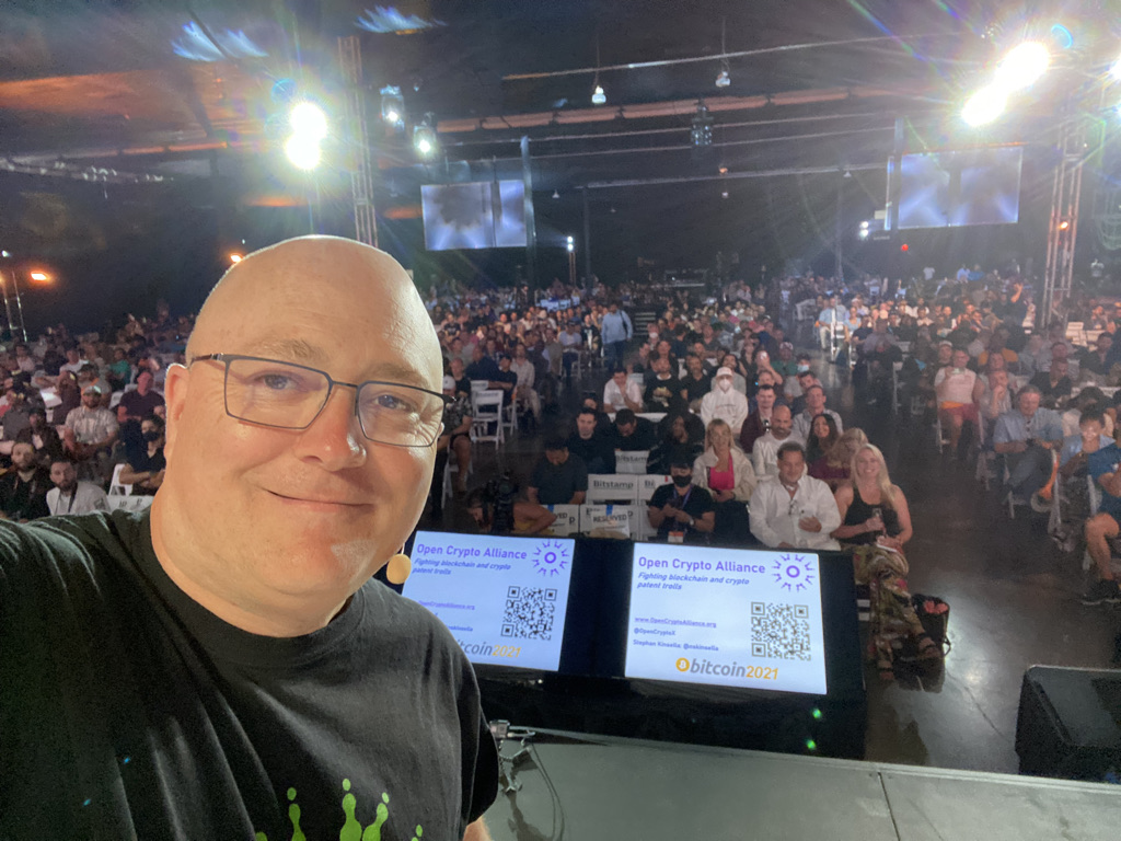 The Bitcoin2021 audience