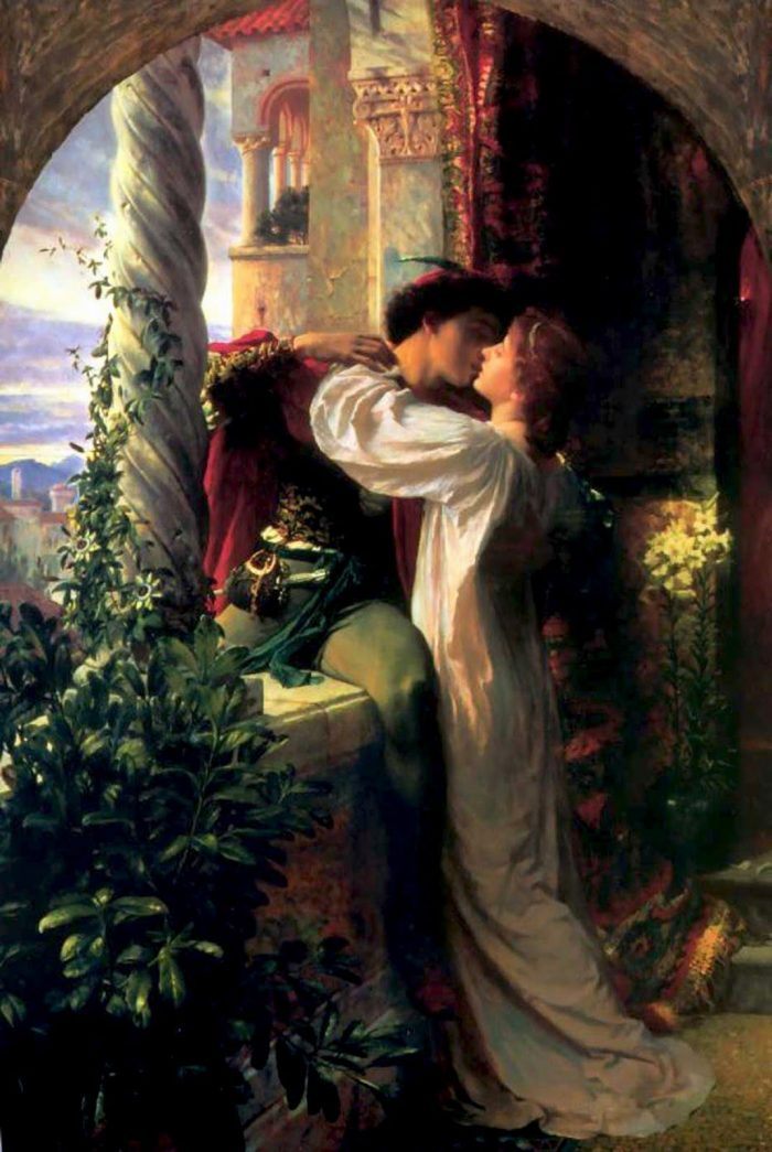 Image Result For What Act Is The Balcony Scene In Romeo And Juliet