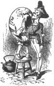 caricature US WW2