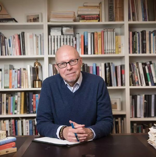 Meet Stephen Cope Author