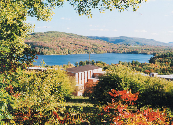 Kripalu in the autumn.
