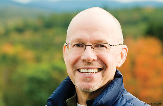 Stephen Cope at Kripalu