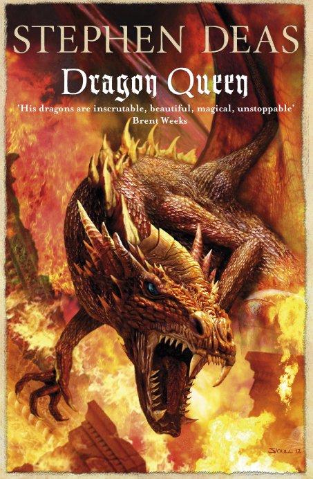 Dragon Queen lo-res cover