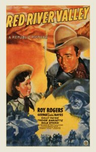 Red River Valley Movie Poster