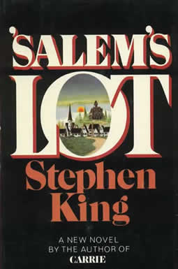 Jacket image, Salem's Lot