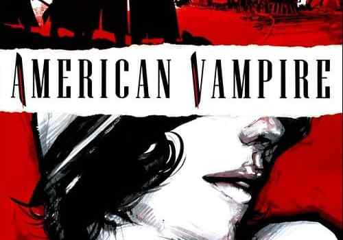 American Vampire - Tome 1