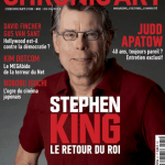 Chronic'Art fait un grand article sur Stephen King