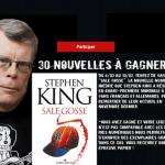 """Concours pour gagner """"Sale Gosse"""" de Stephen King"""