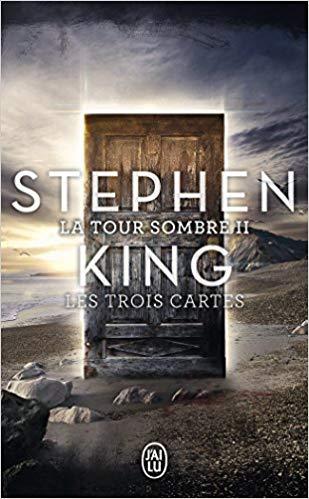 Les trois cartes stephen king couverture
