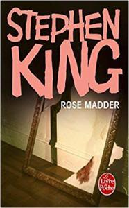 Rose Madder stephen king couverture