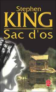 Sac d'os stephen king couverture