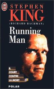 Running man stephen king couverture