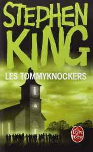 Les Tomyknockers stephen king couverture