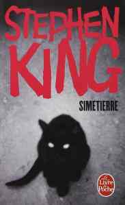 Simetierre stephen king couverture