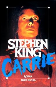 carrie stephen king couverture