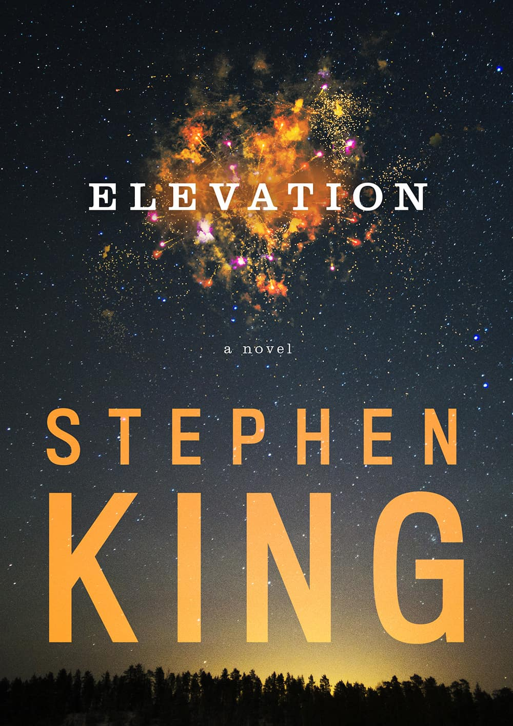 Couverture de Elevation de Stephen King