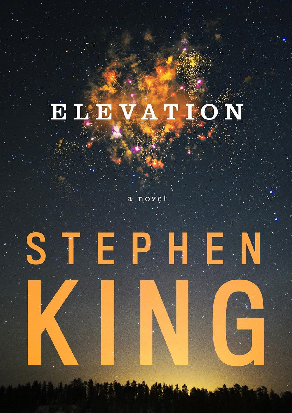 Couverture de Elevation de Stephen King