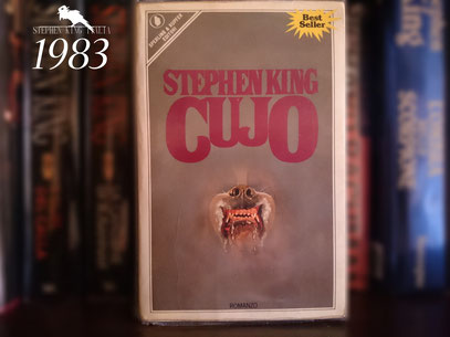 cujo stephen king libro