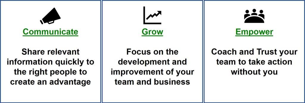 grow leaders