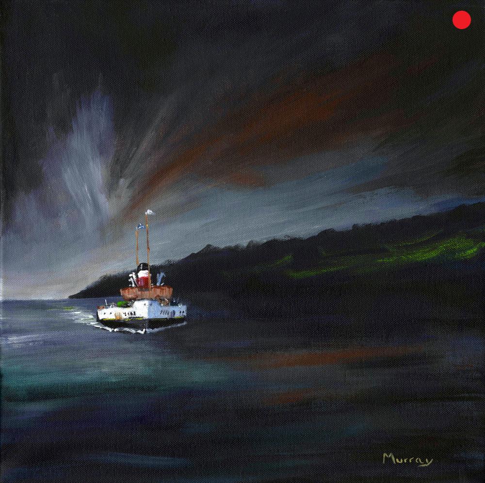 Waverley Paddle Steamer