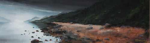 Loch Ness Scotland by Scottish Landscape artist Stephen Murray