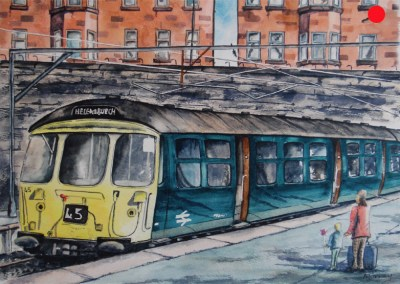 Train to Helensburgh, Glasgow