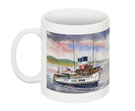 Waverley Mug Stephen Murray Art