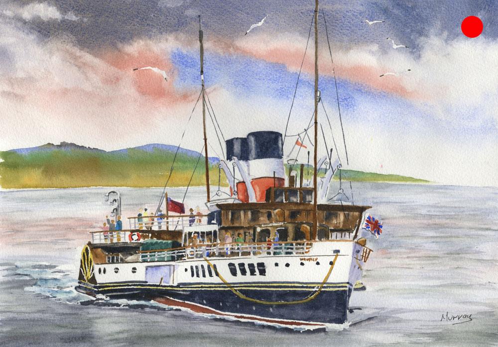 Waverley Paddle Steamer II