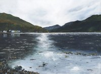 Loch Long Stephen Murray Art