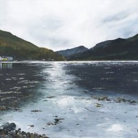 Loch Long Stephen Murray Art