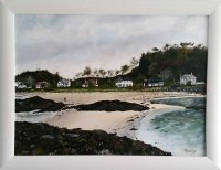 Ganavan_bay_Stephen Murray Art
