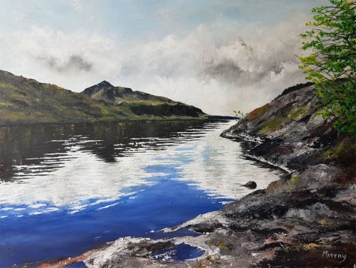 Loch-Lomond Stephen Murray Art