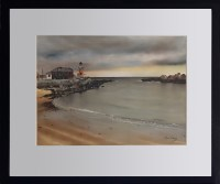 Portpatrick Stephen Murray Art